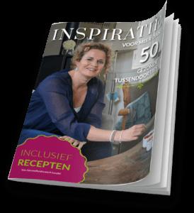 Inspiratiemagazine Gezonde Tussendoortjes